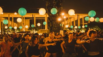 Labor Day Weekend:: Aaliyah Tribute Party, Agua Cuban Dance Event, Roga=Run+Yoga, LACMA, 626 Night Market, Fiesta Hermosa::: LAaLALand Alert!!